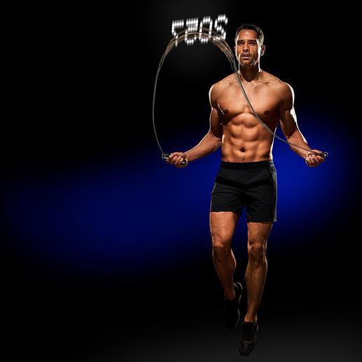 Springtouw Smart Rope® De slimme uitvoering van het klassieke fitness-springtouw.