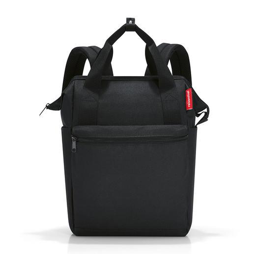 reisenthel® 2-in-1-thermotas Deze hoogwaardige thermotas is ook comfortabel als rugzak te dragen.