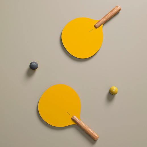 Beachball, set van 2, geel