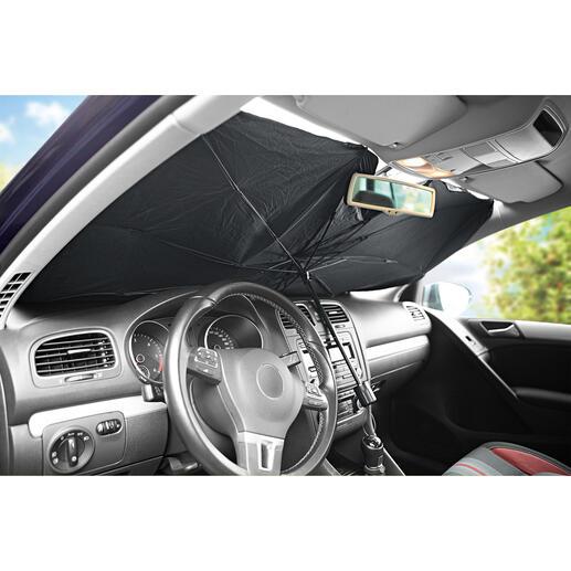 Beschermt het interieur van de auto tegen overmatige hitte en uv-straling.