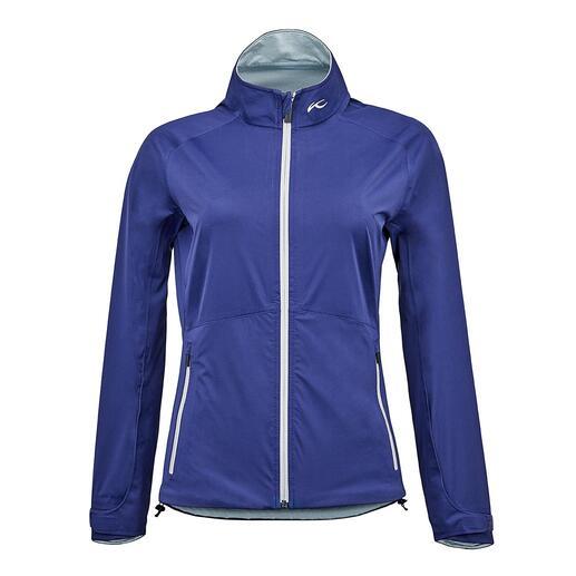 KJUS functionele kleding Waterdicht, ademend, rekbaar, ultralicht en aangenaam stil. Voor vrouwen en mannen.