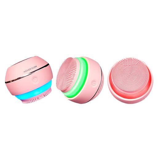 Met keuze uit 3kleuren voor led-lichttherapie– helemaal afgestemd op uw huidtype.