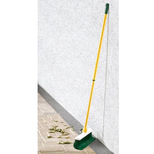 Klauwbezemset, 3-delig - Haalt vuil moeiteloos uit kieren, groeven, voegen en hoeken. Perfect voor binnen en buiten.