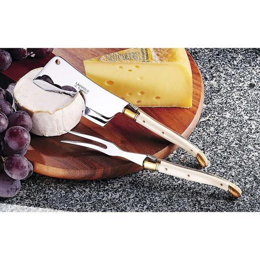 Laguiole-kaasbestek - Chic kaasbestek uit het land van de kaasexperts.
