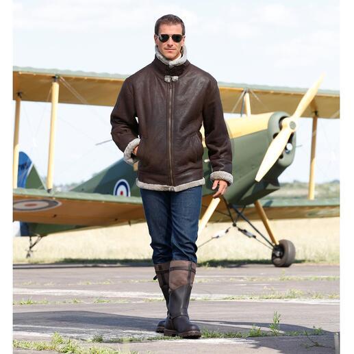 Pilotenjack van lamsvacht ʽB3'