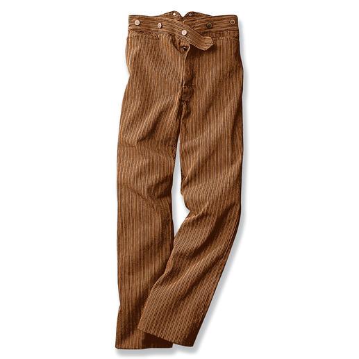 Authentieke jeans De broek van goudgravers. Ontdekt in hartje Arizona.