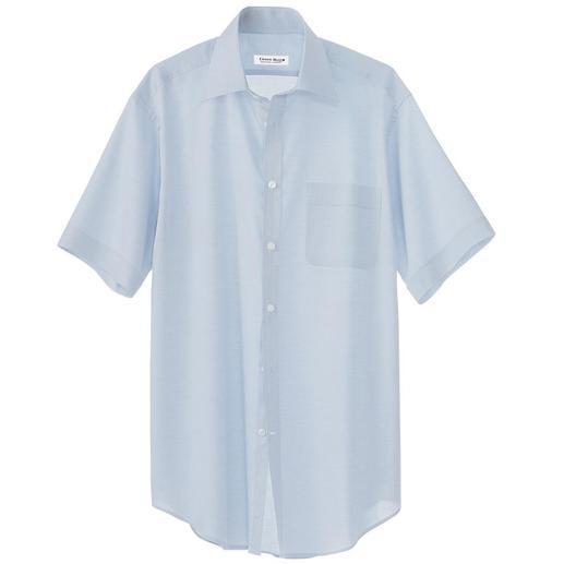 Panama-overhemd Extra ventilerend, licht en comfortabel.