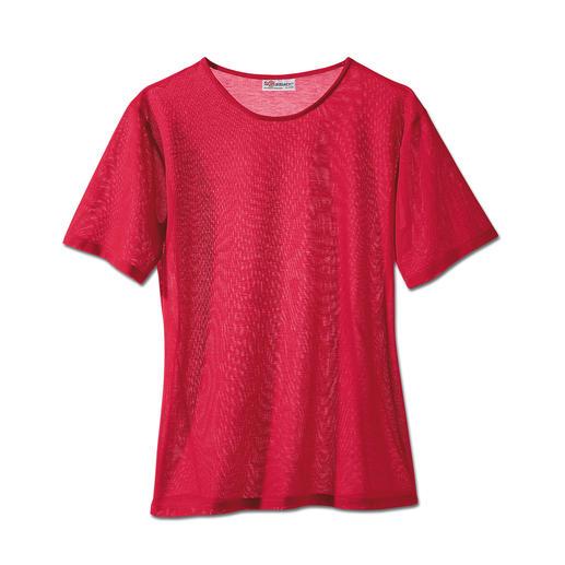 SunSelect®-Shirt, heren Ziet er goed uit, voelt prettig aan en werkt als een goede zonnecrème.