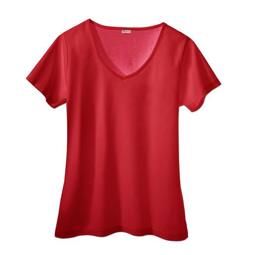 SunSelect®-Shirt, dames Ziet er prima uit, voelt prettig aan en werkt als een goede zonnebrandcreme.