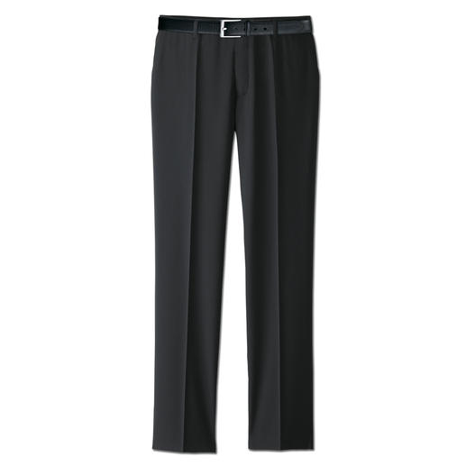 Coolmax®-broek van kostuumstof De broek van kostuumstof met het verfrissende Coolmax®.