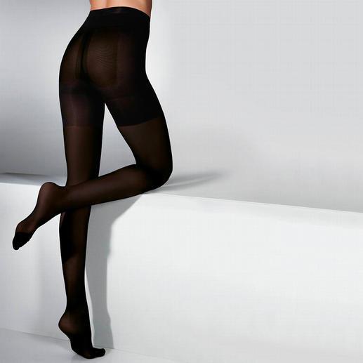 ELBEO shape-panty, 20 den of 60 den Buik, benen en achterwerk in optima forma.