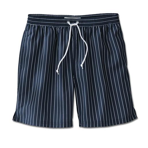 Swim&Dry-zwemshort - De zwemshort die niet aan het lichaam plakt en er niet te bont uitziet. Comfortabel en in een oogwenk droog.