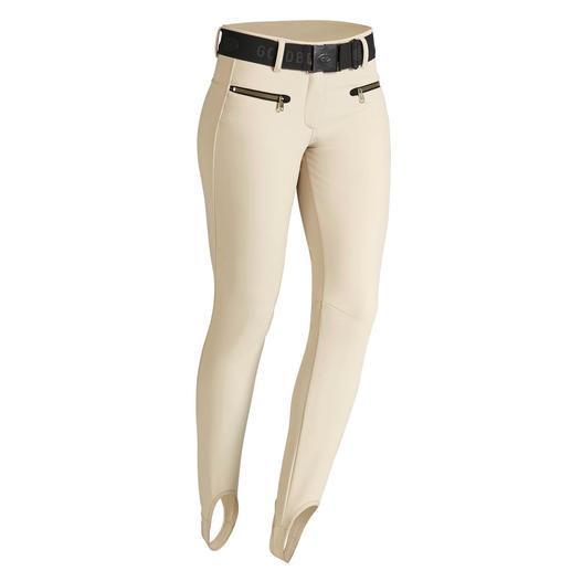 Goldbergh sportief couturejack of softshell-broek met voetbandjes Sportieve streetwear of trendy sportswear? Beide! Van Goldbergh, de Nederlandse favoriet van de modebladen.