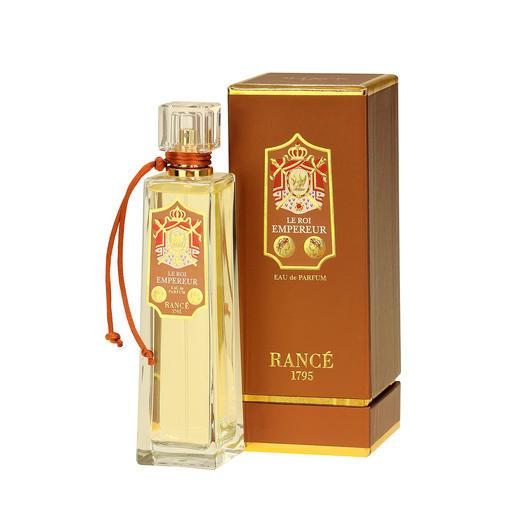 Rancé eau de parfum Le Roi Empereur De geur van Napoleons kroning: een parfumrariteit met geschiedenis.