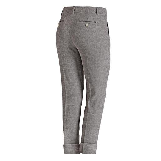 Seductive businessbroek  'Blended Wool' Zacht en kriebelvrij. Comfortabel elastisch. Slijtvast en machinewasbaar.