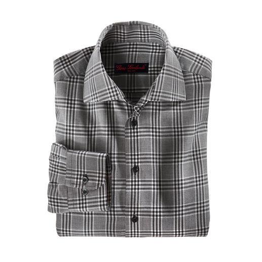 Kasjmier-flanel-overhemd Aangenaam warm. Heerlijk zacht. Verbazingwekkend voordelig.