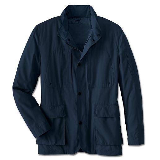 City-/ vrijetijdsjack 'Dressy Protection' Waterafstotend. Winddicht. Actief ademend. En gemakkelijk te wassen.