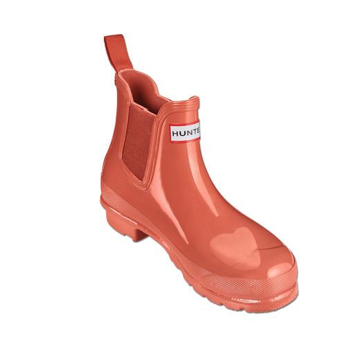 Hunter Chelsea-boots Zelfs rubberlaarzen kunnen stijlvol zijn.