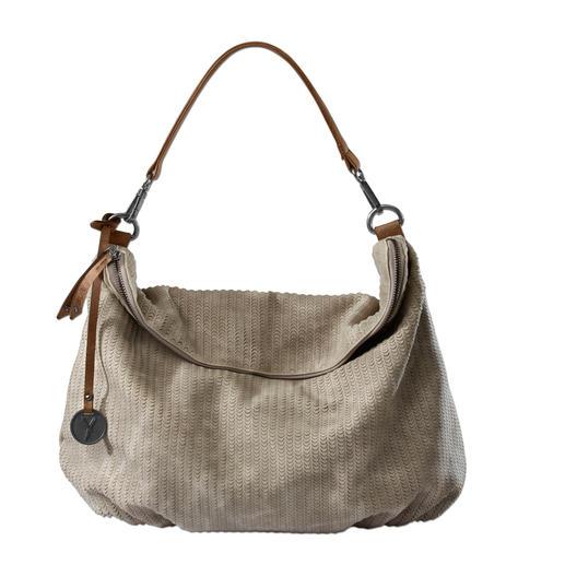 Suri Frey hobo bag Stijlvol en soepel als leer. Modieuze hobo bag voor een verrassend aantrekkelijke prijs.