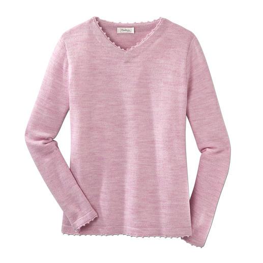Alpaca-reispullover Uw belangrijkste reisgenoot: een 200 g pullover?