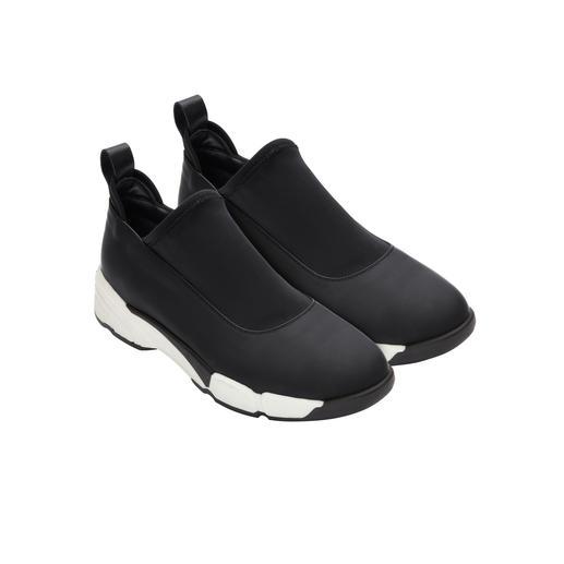 Pinko-sneakers 'Magnolia', zwart Een revolutionaire sneaker uit Italië. Van Pinko.