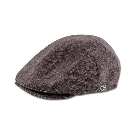 Mayser pet 'Michael Zechbauer' Dit trendy design is uitgevoerd in een vertrouwde kwaliteit en heeft een perfecte pasvorm.
