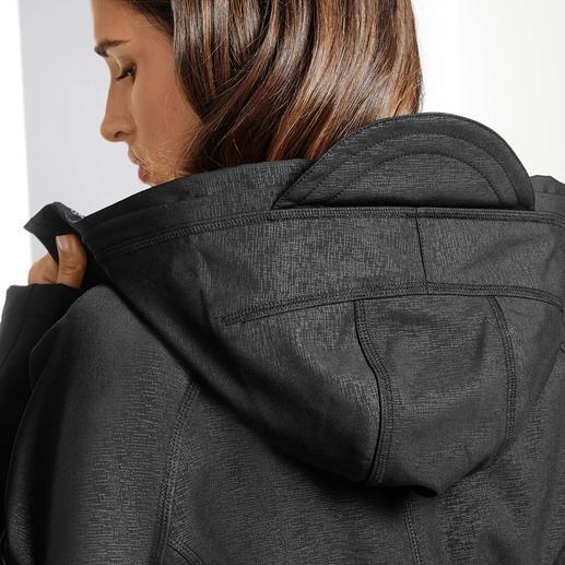 Ilse Jacobsen softshell-raincoat