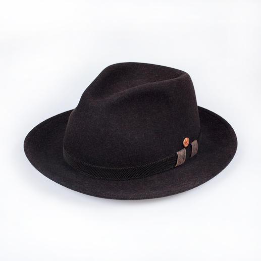 Mayser-winterhoed Stijlvol als een hoed, maar zo warm als een muts. Met fleece-inzet en oorkleppen.