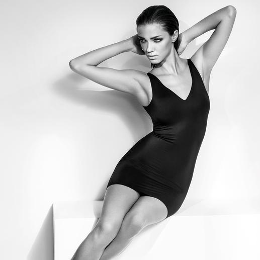 Wacoal soft-shape-dress Shapewear van de nieuwste generatie: zachter, lichter en nauwelijks nog te voelen.