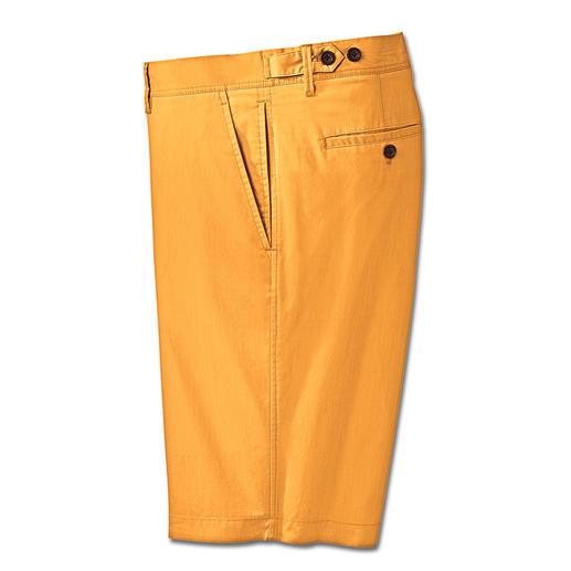 Aigle outdoor-bermuda Functionele bermuda – zonder het karakter van trekking-kleding. Temperatuurregulerend en UV-bestendig.