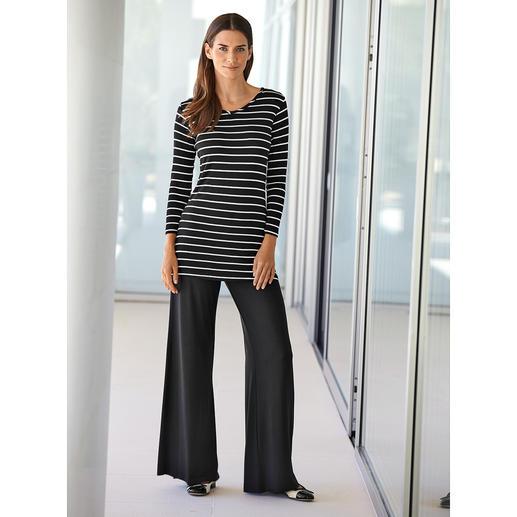 Yala® shirt of broek van bamboe Veelzijdige combinatie voor yoga, wellness, vakantie of om thuis in te ontspannen.