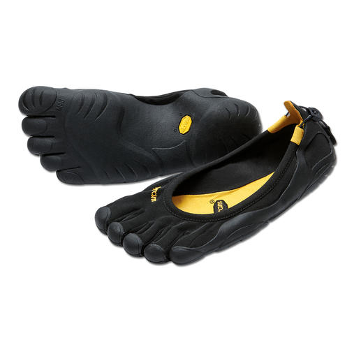 FiveFingers®- schoenen voor heren Net zo gezond en ontspannen als lopen op blote voeten, maar zonder kans op verwondingen of vieze voeten.