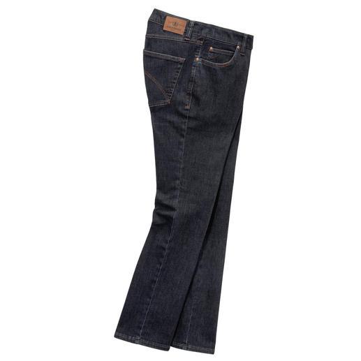 Club of Comfort wollen jeans Zacht en warm als een wollen broek. Casual en aantrekkelijk als een jeans. Van Club of Comfort.