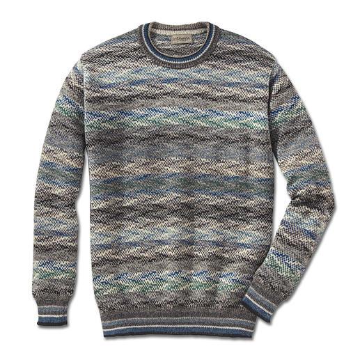 Intiwara trui van alpaca Exclusieve breimode uit de Andes, geen massaproduct uit het Verre Oosten. Kostbare alpacawol.