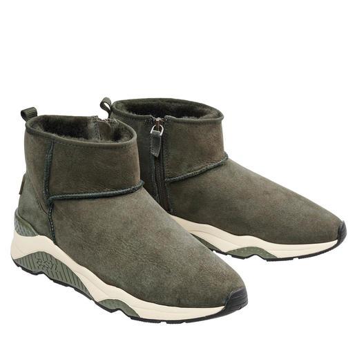 100 % modieus. 100 % geschikt voor de winter. De lammy-boots van Ash. 100 % modieus. 100 % geschikt voor de winter. De lammy-boots van Ash.