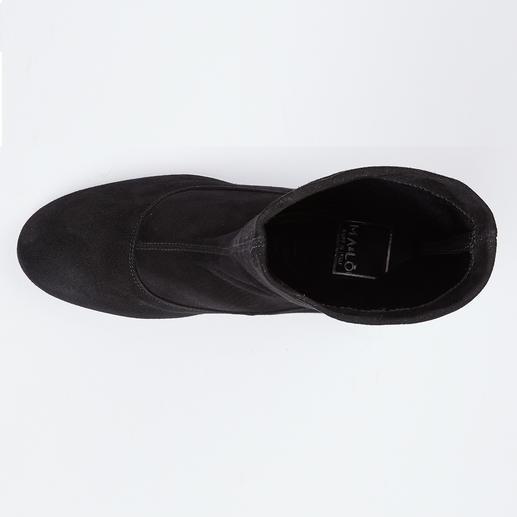 stretchlaarsjes, zwart