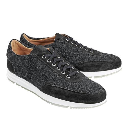 Gottstein vilten sneakers Tijdloos en tegelijkertijd ongelooflijk trendy design. Van walk-specialist Gottstein, Oostenrijk.