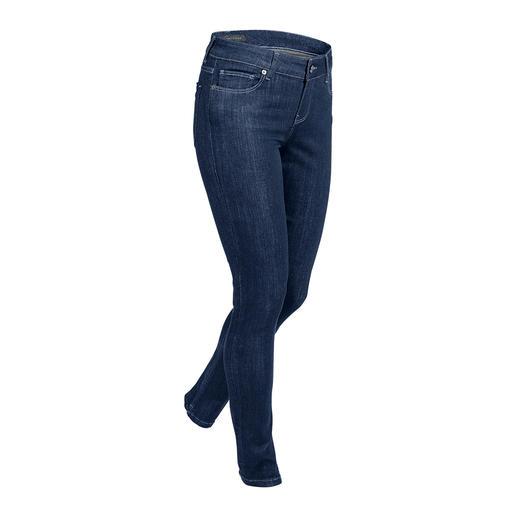 Strenesse Business-Jeans Spijkerbroek op uw werk? Maar weinige zijn echt acceptabel. Strakke snit. Perfecte pasvorm. Van Strenesse.