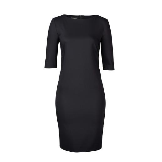 Les Copains basic jurk Wanneer u maar één jurk zou hebben, dan kan het beter deze zijn. Van Les Copains.