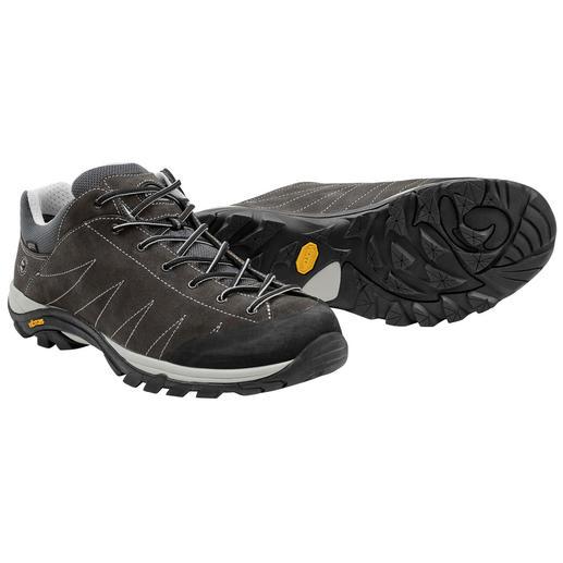 Zamberlan®-sneakers voor heren De perfecte schoen voor op reis. Lekker zittend, robuust, waterdicht, licht en ventilerend. Van Zamberlan®.