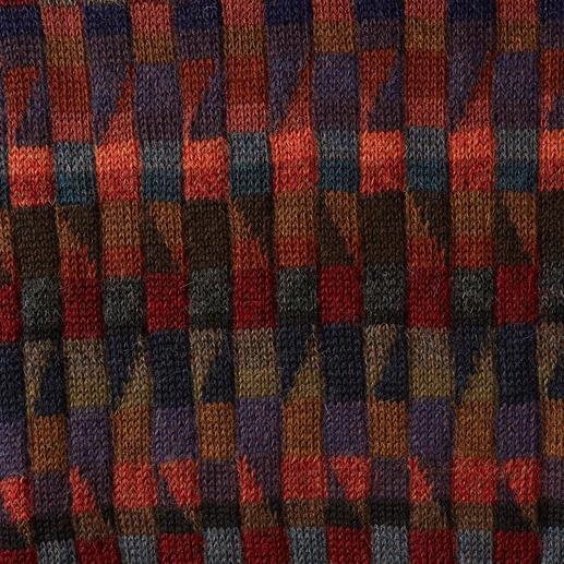 Alpaca-trui 'Mosaiko'