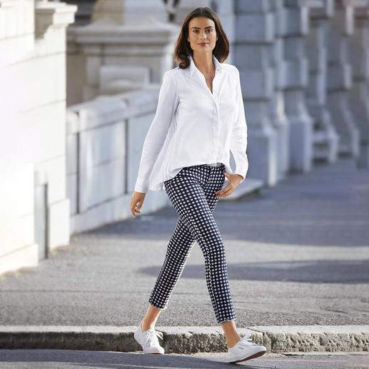 Liu Jo five-pocketsjeans Bottom up Weinig jeans laten uw achterste er zo sexy uitzien als de five-pocket 'Bottom up' van Liu Jo Jeans, Italië.