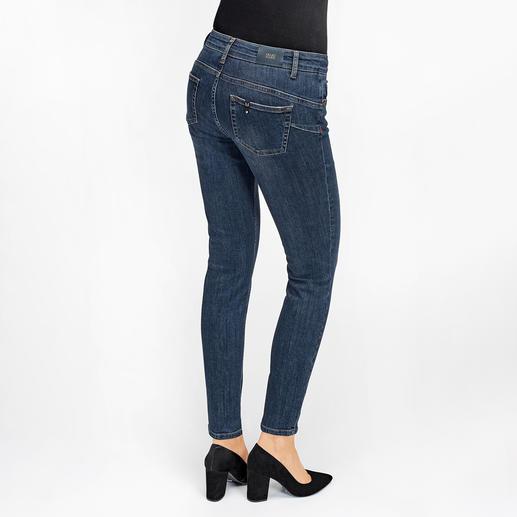 Liu Jo enkeljeans Bottom up Weinig jeans laten uw achterste er zo sexy uitzien als de 'Bottom up' van Liu Jo Jeans, Italië.