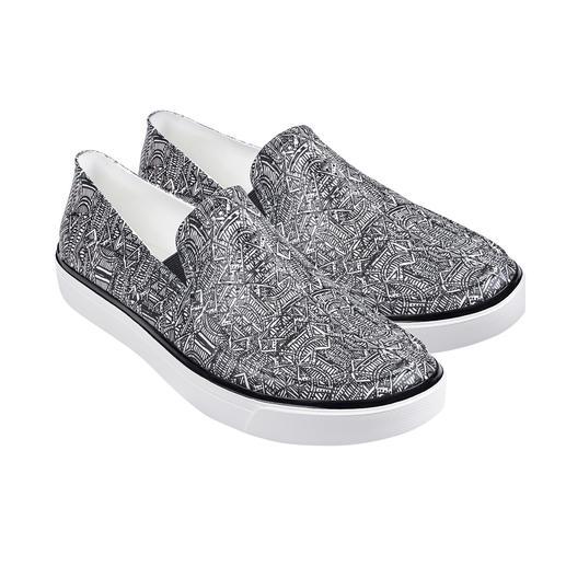 Crocs slip-ons, heren Superzacht, zacht dempend en zelfs bestand tegen zout water. Slip-ons van Crocs™/USA.