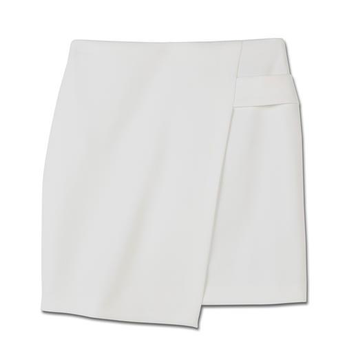 Elegant, verzorgd en heel modieus. Elegant, verzorgd en heel modieus. Naar zo'n soort rok zoekt eigenlijk elke vrouw.
