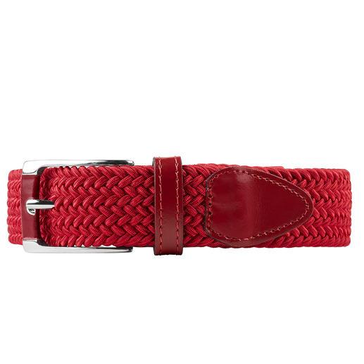 Elastische riem Heerlijk handige en comfortable ceintuur: glijdend instelbaar en elastisch.