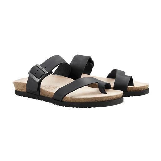 Mephisto kurken Soft-Air-sandalen Alsof u op mos loopt. Geniet van het comfort vanaf het eerste moment, en raak minder snel vermoeid.