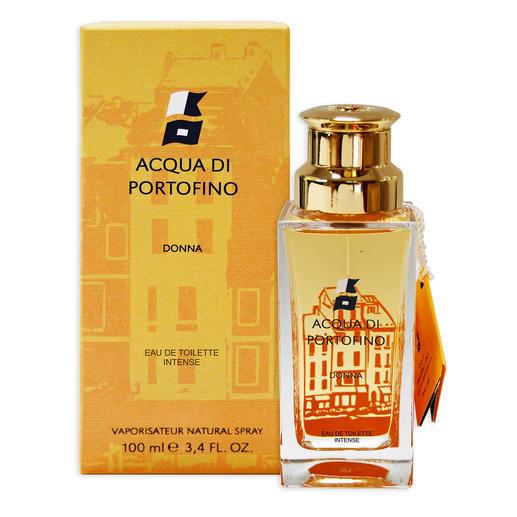 Acqua di Portofino 'Donna', Eau de Toilette Intense Samengesteld door een beroemde parfumeur. Exclusief, maar heel betaalbaar. 'Donna' van Acqua di Portofino.