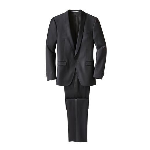 Karl Lagerfeld smoking jas of pantalon Eigentijdse slanke pasvorm. Mooie wollen stof. Van Karl Lagerfeld.