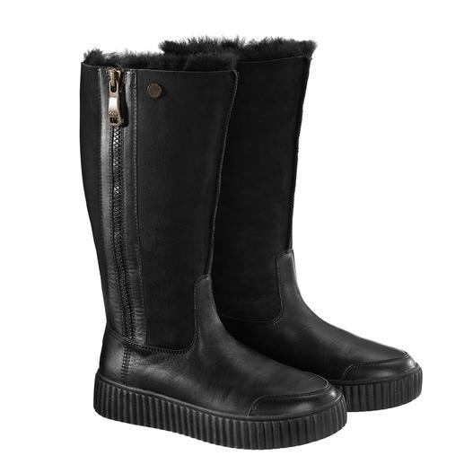 Pajar® laarzen of boots Pajar® maakt trendy boots die tegen een stootje kunnen. Warm en weerbestendig.